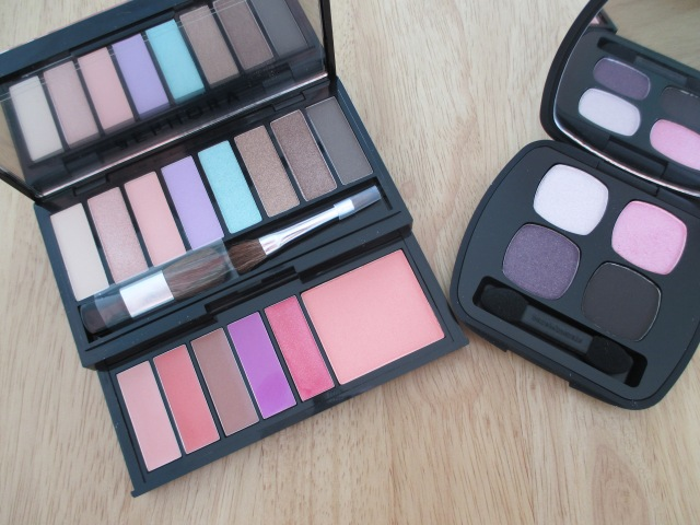 Sephora and Bare Minerals Eye Shadow Palette